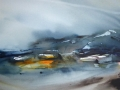Lemaire Annie  L'encre du ciel  a coulé sur le Vercors.jpg