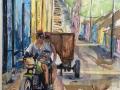 VIOUGEAS Michele   Motard cubain à Trinidad.jpg