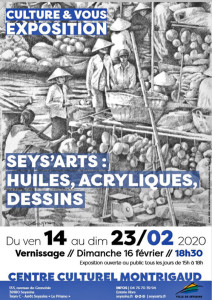 Seyss'arts Expo fev 2020